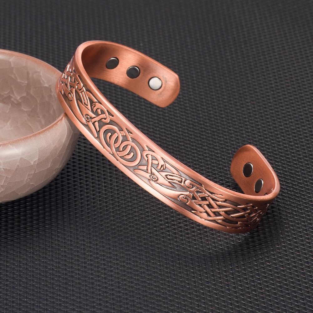 Vintage Pure Copper Bracelet Health